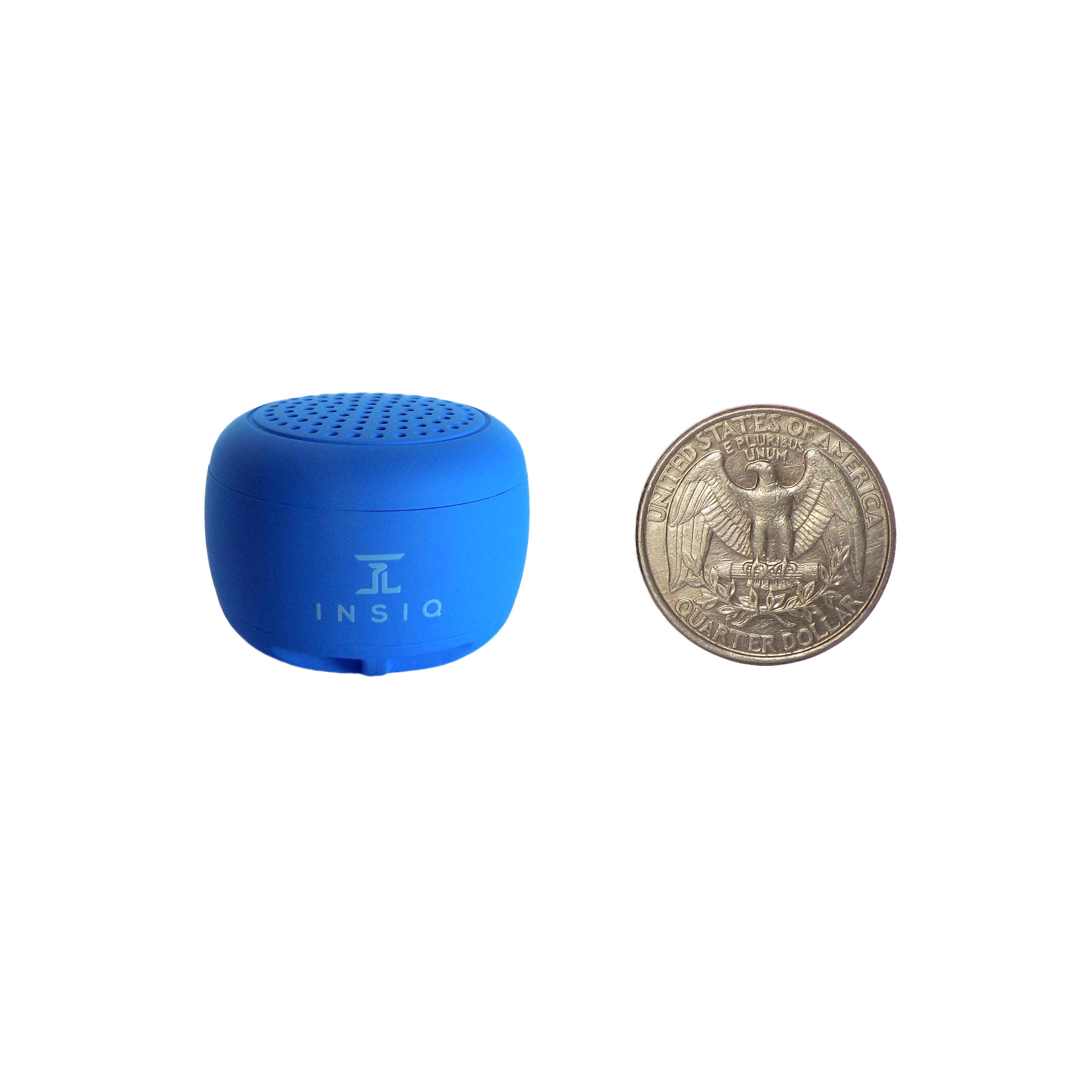 World's Smallest Portable Bluetooth Speaker